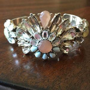 Loft rhinestone bracelet-LIKE NEW